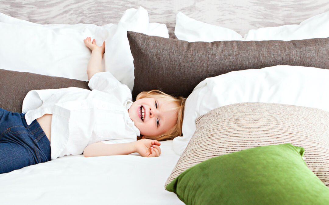 Jak dobrać materac dziecięcy? Wpływ materacy dziecięcych na zdrowie i bezpieczeństwo niemowlaka