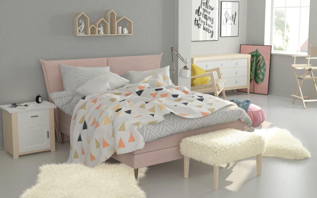 Jak wybrać dobry i tani materac do łóżka Hidling Ladylike?