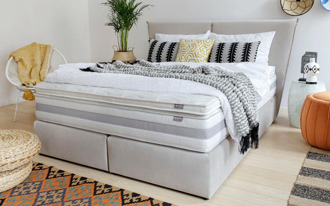 Czy materac do spania Hilding Conga jest dobrym wyborem dla pary?